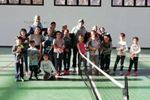 Torneo di Natale Scuola Tennis.