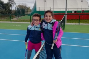 MASTER FIT JUNIOR PROGRAM: ALESSANDRA E ROBERTA AL MASTER REGIONALE.